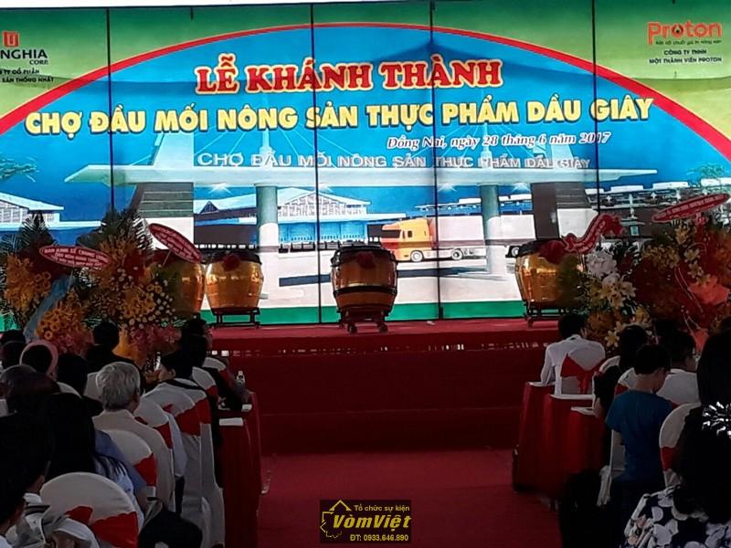Lễ Khánh Thành Chợ Đầu Mối Nông Sản Thực Phẩm Dầu Giây - Hinh 16