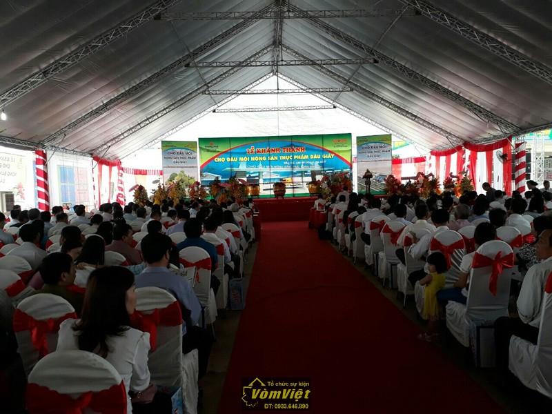 Lễ Khánh Thành Chợ Đầu Mối Nông Sản Thực Phẩm Dầu Giây - Hinh 17