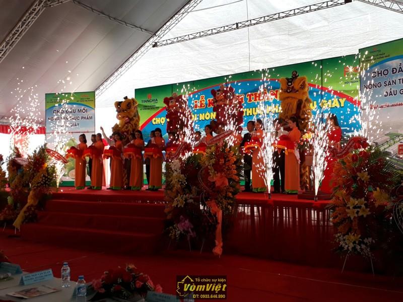 Lễ Khánh Thành Chợ Đầu Mối Nông Sản Thực Phẩm Dầu Giây - Hinh 23