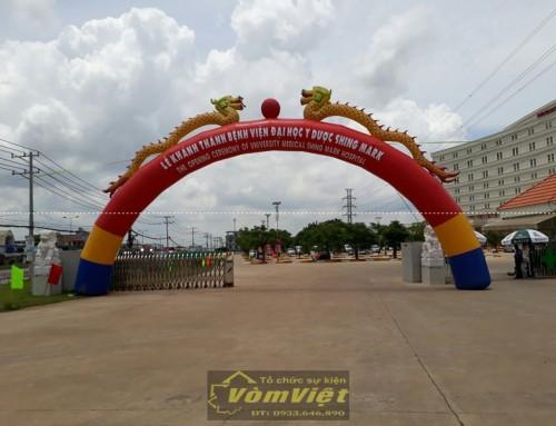Lễ Khánh Thành – Bệnh Viện Đại Học Y Dược Shing Mark