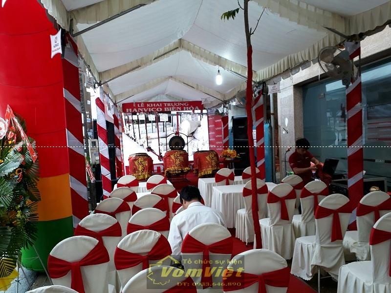 Lễ Khai Trương ShowRom HANVICO Biên Hòa - Hình 1