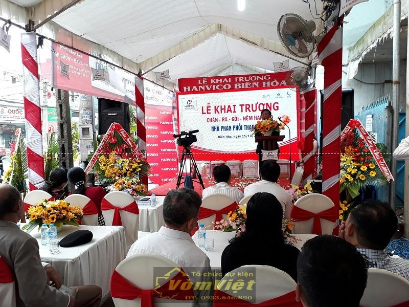 Lễ Khai Trương ShowRom HANVICO Biên Hòa - Hình 3