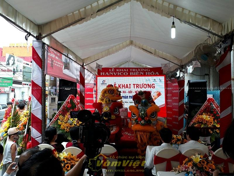 Lễ Khai Trương ShowRom HANVICO Biên Hòa - Hình 5