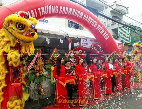 Lễ Khai Trương ShowRom HANVICO Biên Hòa