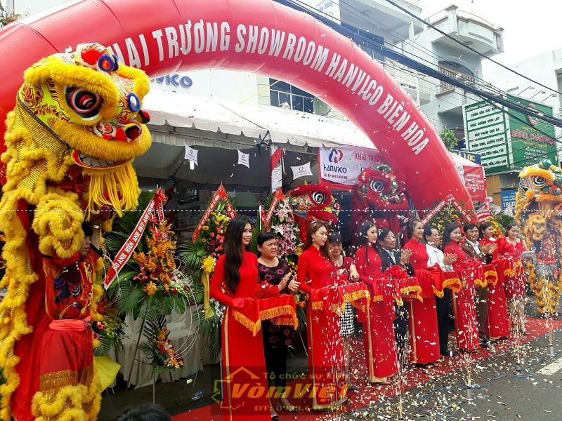 Lễ Khai Trương ShowRom HANVICO Biên Hòa - Hình 6