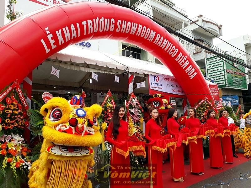 Lễ Khai Trương ShowRom HANVICO Biên Hòa - Hình 7