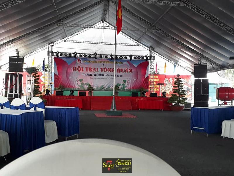 Hội Trại Tòng Quân 2018 Tại Thành Phố Biên Hòa Tỉnh Đồng Nai - Hình 13