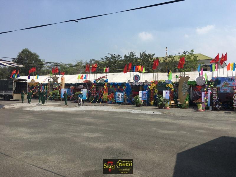 Hội Trại Tòng Quân 2018 Tại Thành Phố Biên Hòa Tỉnh Đồng Nai - Hình 15