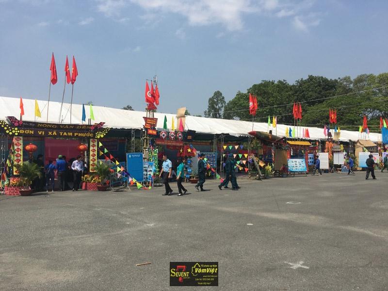 Hội Trại Tòng Quân 2018 Tại Thành Phố Biên Hòa Tỉnh Đồng Nai - Hình 16