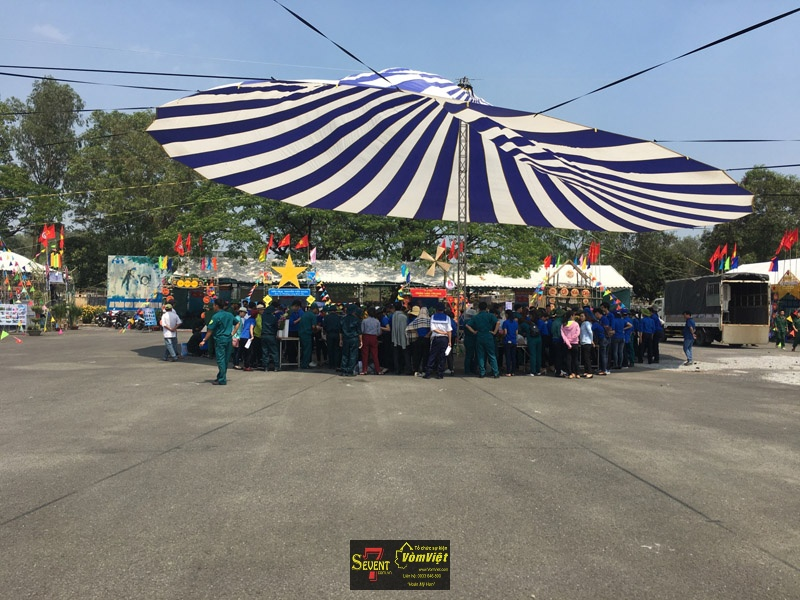 Hội Trại Tòng Quân 2018 Tại Thành Phố Biên Hòa Tỉnh Đồng Nai - Hình 22
