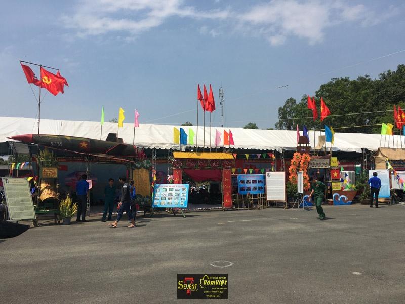 Hội Trại Tòng Quân 2018 Tại Thành Phố Biên Hòa Tỉnh Đồng Nai - Hình 26
