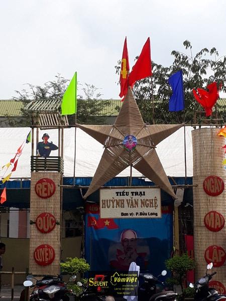 Hội Trại Tòng Quân 2018 Tại Thành Phố Biên Hòa Tỉnh Đồng Nai - Hình 29