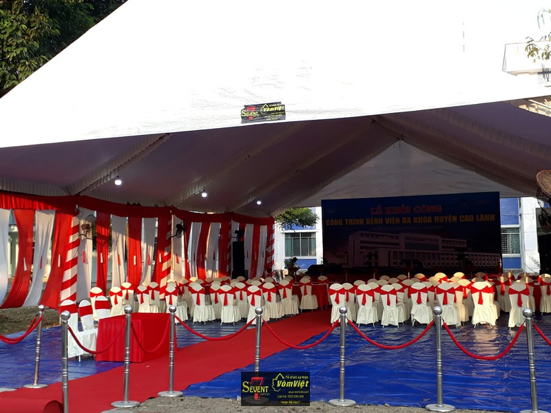Lễ Khởi Công - Bệnh Viện Đa Khoa huyện Cao Lãnh- Đồng Tháp - hình 5