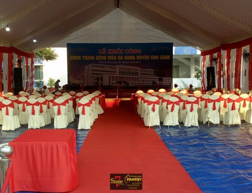 Lễ Khởi Công – Bệnh Viện Đa Khoa huyện Cao Lãnh- Đồng Tháp