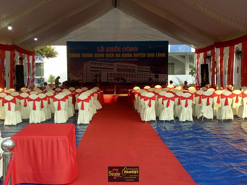 Lễ Khởi Công - Bệnh Viện Đa Khoa huyện Cao Lãnh- Đồng Tháp - hình 2