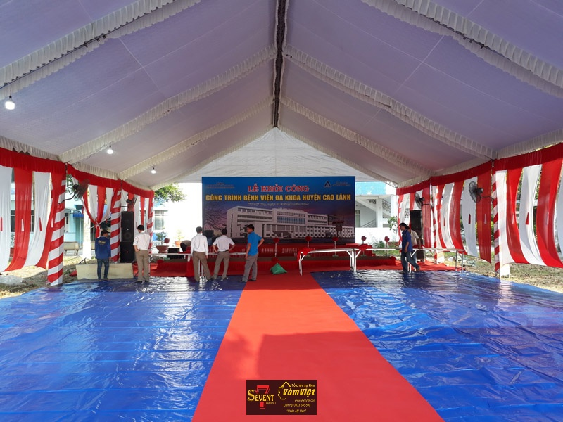 Lễ Khởi Công - Bệnh Viện Đa Khoa huyện Cao Lãnh- Đồng Tháp - hình 6