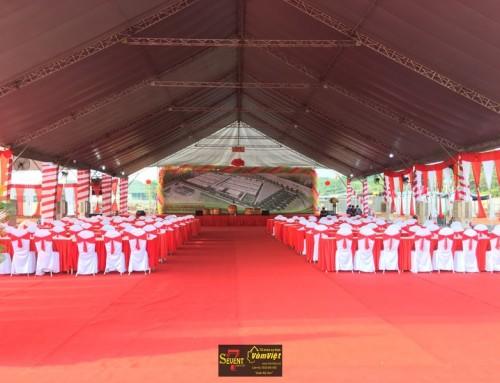 Dự Án Pou Sung VY K Factory Groundbreaking Ceremony tại Trảng Bom