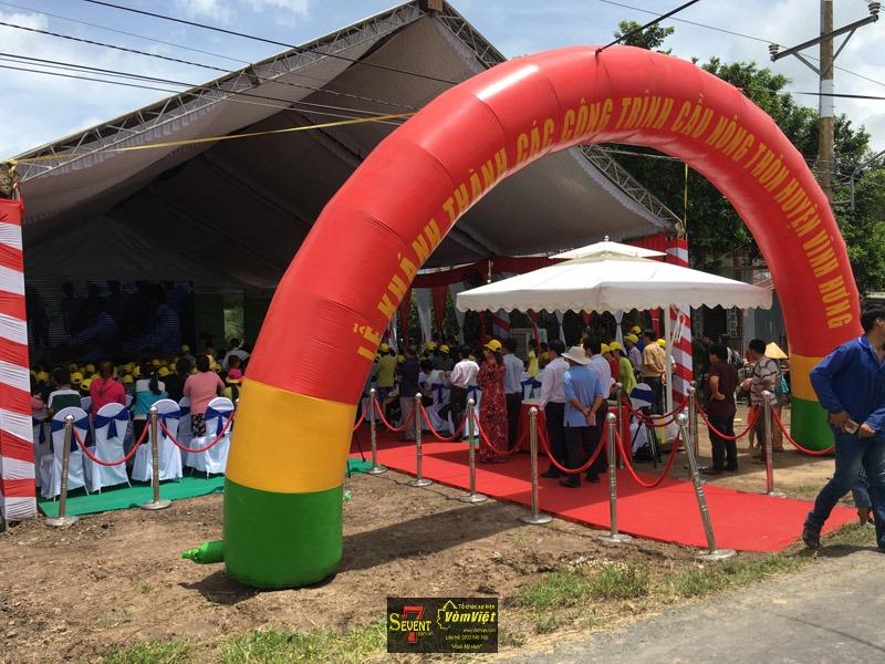 Lễ Khánh Thành - Các Công Trình Cầu Nông Thôn Huyện Vĩnh Hưng Tỉnh Long An - Hình 3