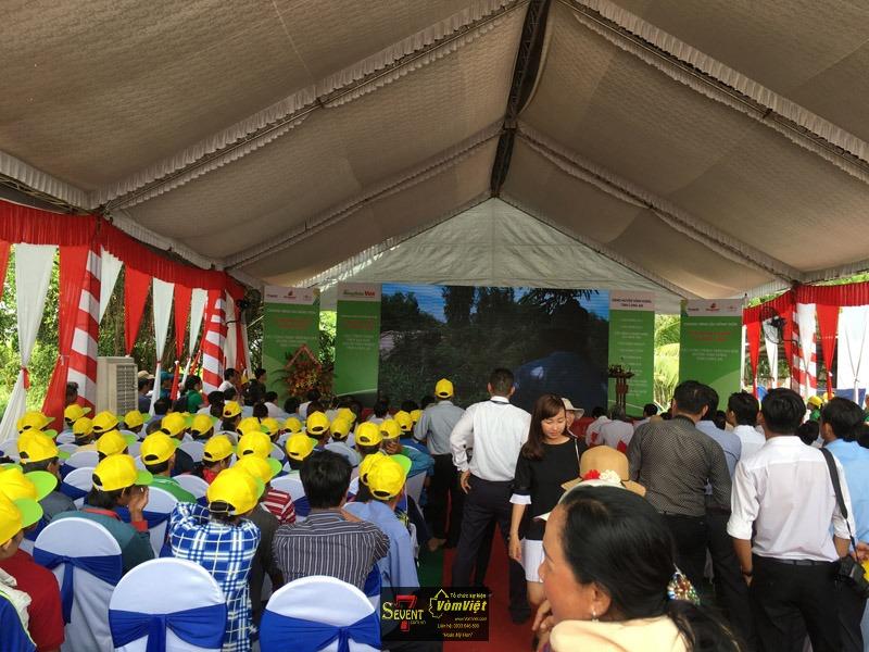 Lễ Khánh Thành - Các Công Trình Cầu Nông Thôn Huyện Vĩnh Hưng Tỉnh Long An - Hình 9