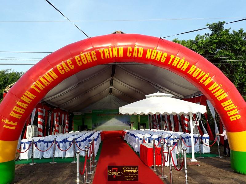 Lễ Khánh Thành - Các Công Trình Cầu Nông Thôn Huyện Vĩnh Hưng Tỉnh Long An - Hình 10