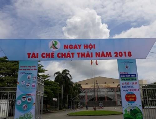Ngày Hội Tái Chế Chất Thải Tại Tỉnh Đồng Nai 2018