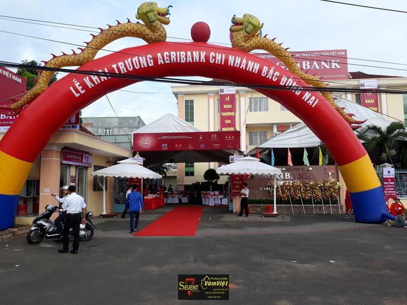 Lễ Khai Trương - Ngân Hàng AGRIBANK Chi Nhánh Bắc Đồng Nai - Hình 1