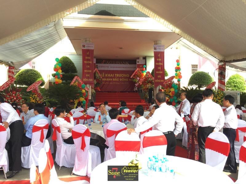 Lễ Khai Trương - Ngân Hàng AGRIBANK Chi Nhánh Bắc Đồng Nai - Hình 12