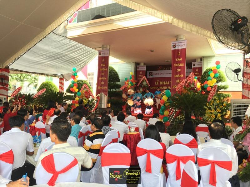 Lễ Khai Trương - Ngân Hàng AGRIBANK Chi Nhánh Bắc Đồng Nai - Hình 20