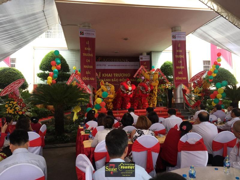 Lễ Khai Trương - Ngân Hàng AGRIBANK Chi Nhánh Bắc Đồng Nai - Hình 23