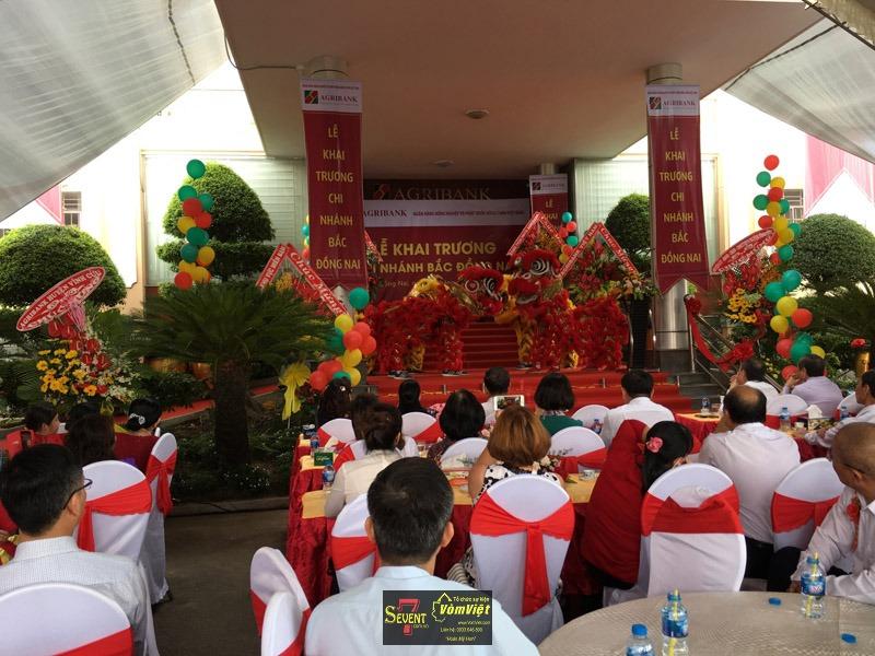 Lễ Khai Trương - Ngân Hàng AGRIBANK Chi Nhánh Bắc Đồng Nai - Hình 24