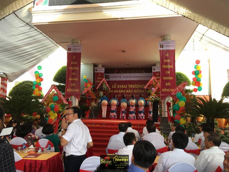 Lễ Khai Trương - Ngân Hàng AGRIBANK Chi Nhánh Bắc Đồng Nai - Hình 27