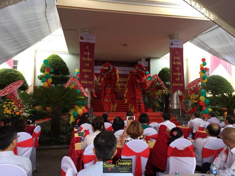 Lễ Khai Trương - Ngân Hàng AGRIBANK Chi Nhánh Bắc Đồng Nai - Hình 28