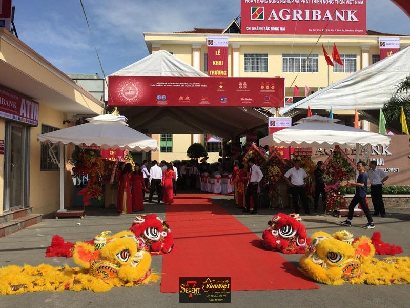 Lễ Khai Trương - Ngân Hàng AGRIBANK Chi Nhánh Bắc Đồng Nai - Hình 3