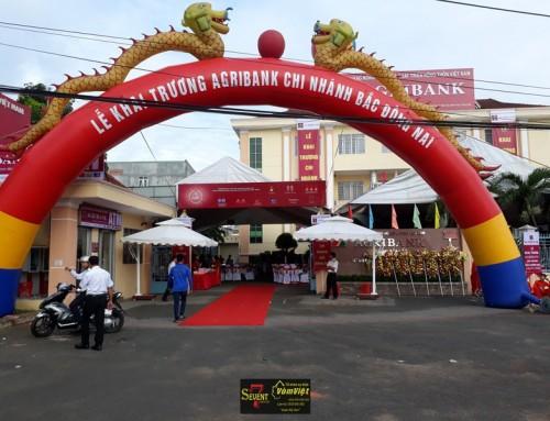 Lễ Khai Trương – Ngân Hàng AGRIBANK Chi Nhánh Bắc Đồng Nai