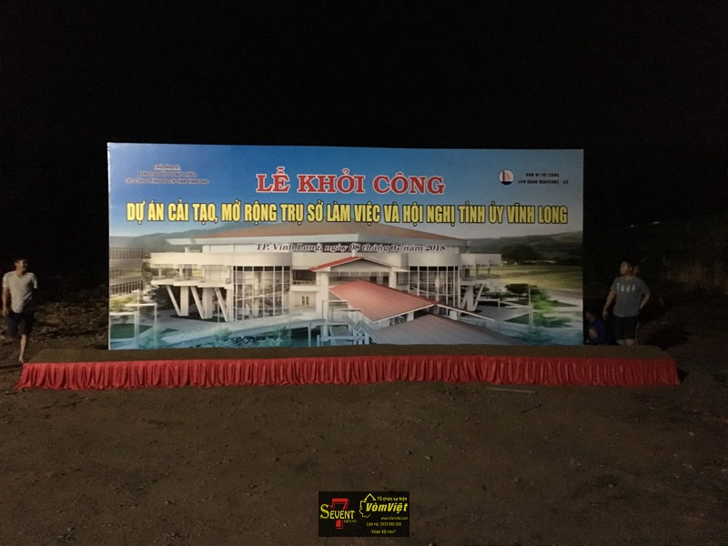 Lễ Khởi Công - Dự Án Mở Rộng Trụ Sở Làm Việc Và Hội Nghị Tỉnh Ủy Vĩnh Long - Hình 4