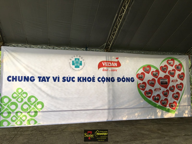 VEDAN - Chung Tay Vì Sức Khỏe Cộng Đồng - Hình 1
