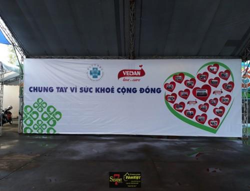 VEDAN – Chung Tay Vì Sức Khỏe Cộng Đồng Tại Long Thành