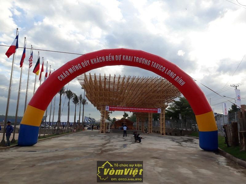 Lễ Khai Trương - TaViCo Long Bình - Hình 3