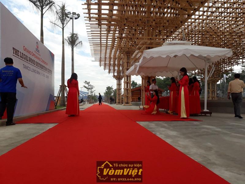 Lễ Khai Trương - TaViCo Long Bình - Hình 4