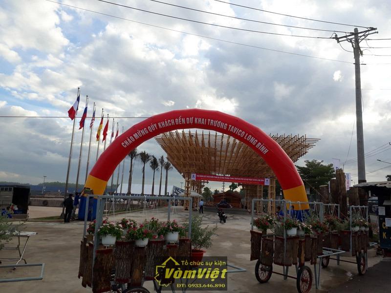 Lễ Khai Trương - TaViCo Long Bình - Hình 9