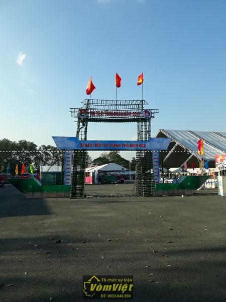 Hội Trại Tòng Quân 2019 Tại Biên Hòa