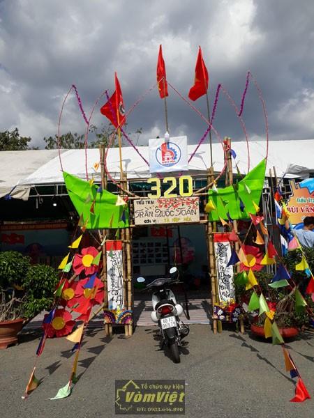 Hội Trại Tòng Quân 2019 Tại Biên Hòa - Hình 1