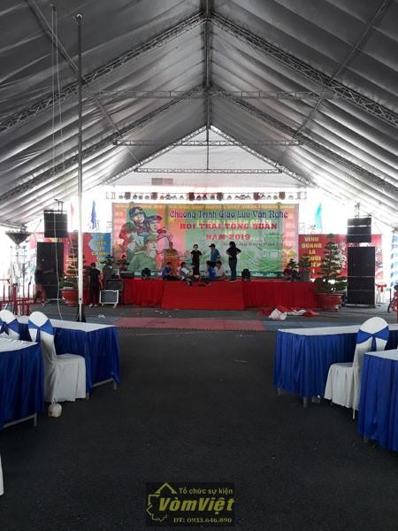 Hội Trại Tòng Quân 2019 Tại Biên Hòa - Hình 3