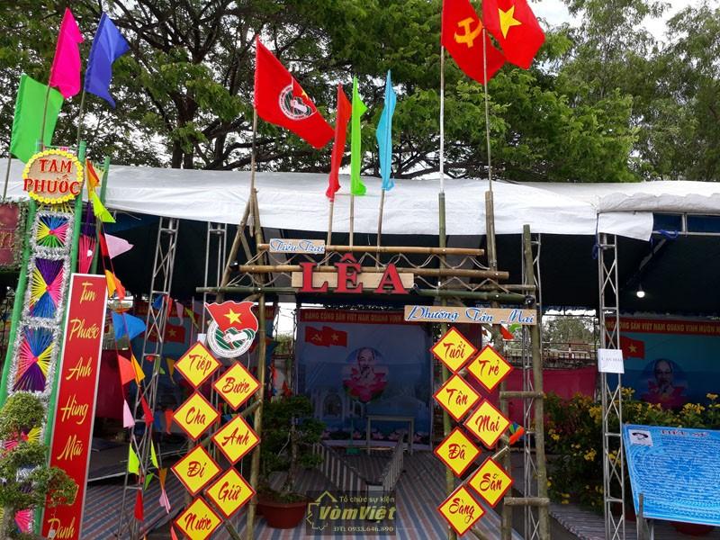Hội Trại Tòng Quân 2019 Tại Biên Hòa - Hình 4