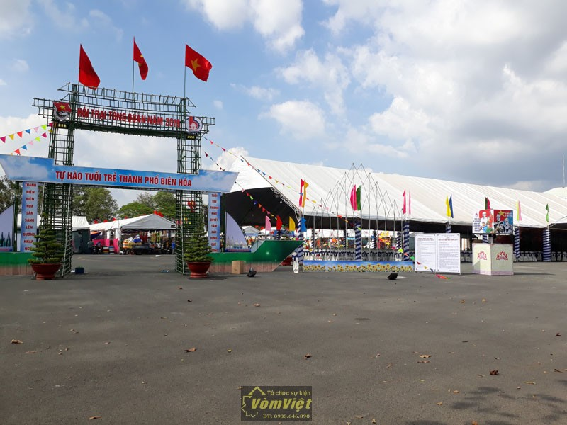 Hội Trại Tòng Quân 2019 Tại Biên Hòa - Hình 9