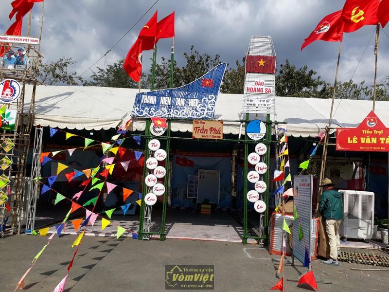 Hội Trại Tòng Quân 2019 Tại Biên Hòa - Hình 19