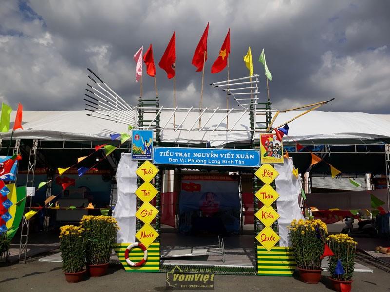 Hội Trại Tòng Quân 2019 Tại Biên Hòa - Hình 23