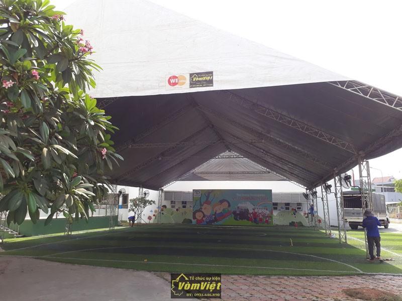 Ngày Hội Của Bé Trường Mẫu Giáo Thái Quang - Taekwang ViNa - Hình 2