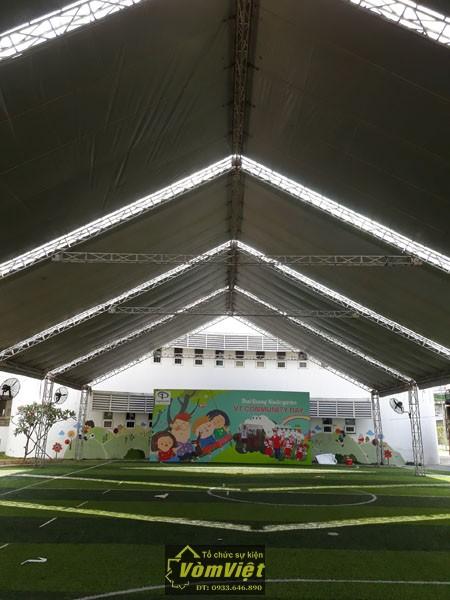 Ngày Hội Của Bé Trường Mẫu Giáo Thái Quang - Taekwang ViNa - Hình 4