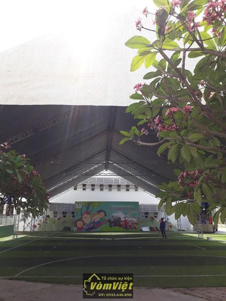 Ngày Hội Của Bé Trường Mẫu Giáo Thái Quang - Taekwang ViNa - Hình 5